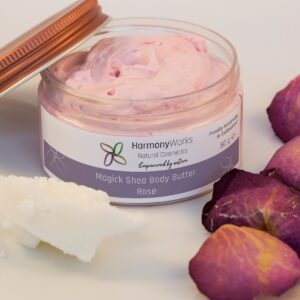 Magick Shea Body Butter Rose