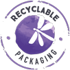 Recyclable Packaging Icon