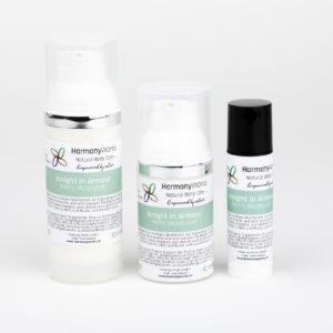 Knight in Armour men's moisturizer 5,20,50 ml