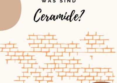 Was sind Ceramide?